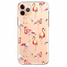 iSaprio Plastový kryt - Flami Pattern 01 - iPhone 11 Pro Max