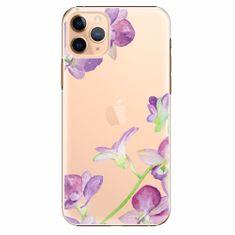 iSaprio Plastový kryt - Purple Orchid - iPhone 11 Pro Max