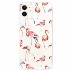 iSaprio Silikonové pouzdro - Flami Pattern 01 - iPhone 11