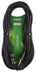 Bespeco EAJXF900 Mikrofónny kábel
