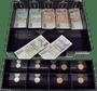 3 - Virtuos kompletní vložka s mincovníkem a kovovými držáky bankovek pro pokladní zásuvky C410, C420x a C430