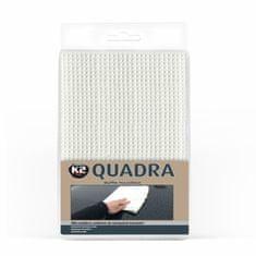 K2 Quadra Waffle Cloth krpa za sušenje vozila 60x90 cm