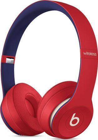Beats Solo3 Wireless, červená/modrá