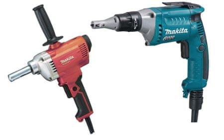 Makita FS6300R + M6600X komplet orodja