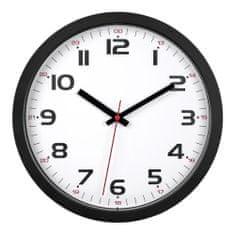 TFA Nástěnné hodiny TFA 60.3050.01 – černé