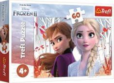 Trefl Frozen 2: Kúzelná svet Anny a Elsy