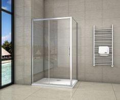 H K Obdĺžnikový sprchovací kút SYMPHONY