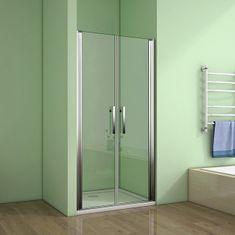 H K Sprchové dvere MELODY D2 dvojkrídlové