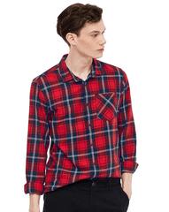 Q/S designed by pánska košeľa 40.910.21.8272