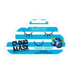 Bielenda Prof. Detoxikační pleťová maska Cloud Mask Merry Berry (Detoxifying Bubble Mask) 6 g