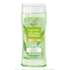 Bielenda Prof. Tonik nawilżający do skóry mieszanej Green Tea (Hydrolate 3 in 1) 200 ml
