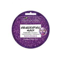 Bielenda Prof. Holograficzna maska (Moisturizing Face Mask With Hyaluronic Acid And Trehaloze) 8 g