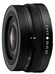 Nikon Z 16-50 mm f/3,5-6,3 VR DX (JMA706DA)