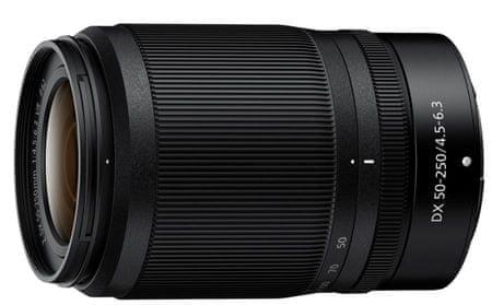 Nikon Z DX 50-250/4.5-6.3 VR objektiv