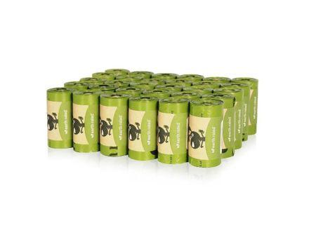 Earth Rated Zacskók kutyaürülékhez, illatosított, 30 tekercs (tartalék)