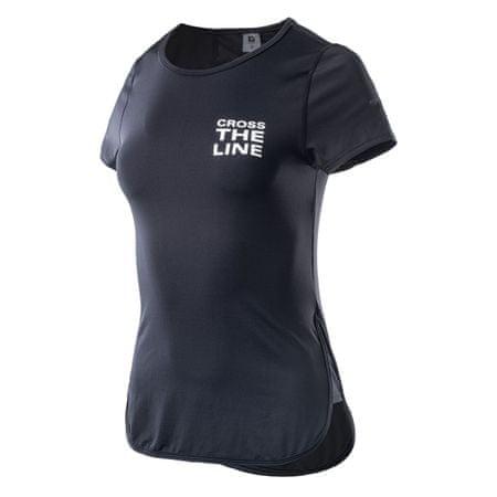 IQ Aruna Wmns ženska športna majica, S, črna