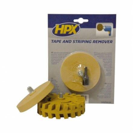 HPX Tape & Stripping remover radirka za odstranjevanje nalepk in etiket 04