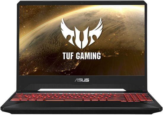 Asus TUF Gaming (FX505DY-BQ110T) + hokejový dres ZADARMO!
