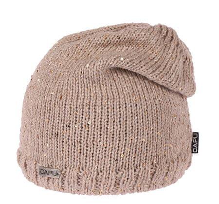 Capu Zimná čiapka 420-E Brown