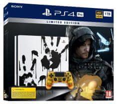 Sony PlayStation 4 Pro Death Stranding Limited Edition, 1 TB igralna konzola
