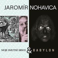 Nohavica Jaromír: Babylon & Moje smutné srdce (2x CD) - CD