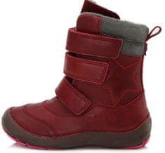 D-D-step dětská zimní obuv