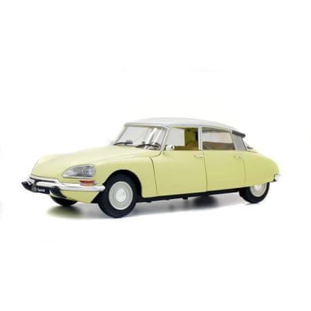 Solido model vozu Citroën D Speciál