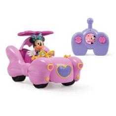 IMC Toys minnie autíčko na dálkové ovládání