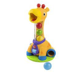 Bright Starts dětská hračka - žirafa