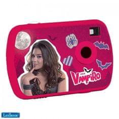 Lexibook fotoaparát pro děti s motivem Chica Vampira