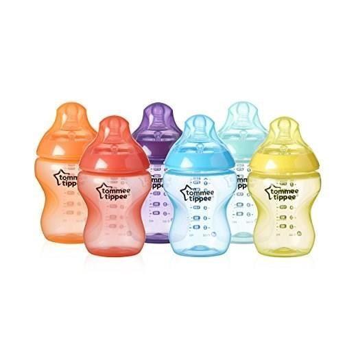 Tommee Tippee sada 6 kojeneckých lahví
