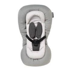 Béaba dětský polštář s oporou hlavy - šedá