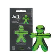 JEFF zelený chrome Lemon & Orange