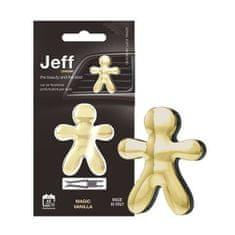 JEFF zlatý chrome Vanilla