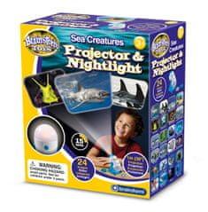 Brainstorm Toys Mořský projektor a noční světlo