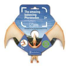 Brainstorm Toys Úžasný balancující Pteranodon