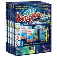 Aqua Dragons Vodní dráčci náhradní sada vajíček a krmení