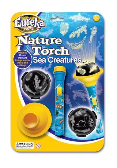 Brainstorm Toys Ruční projektor - ryby