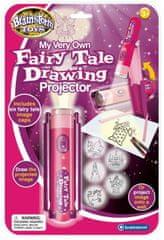 Brainstorm Toys Pohádkový kreslící projektor (My Very Own)