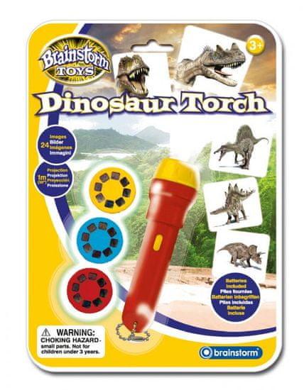 Brainstorm Toys Ruční foto projektor - Dinosauři