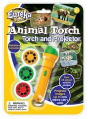 Brainstorm Toys Ruční foto projektor - Zvířata