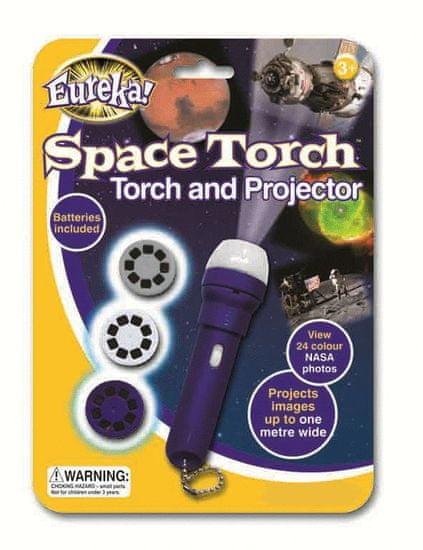 Brainstorm Toys Ruční foto projektor - Vesmír