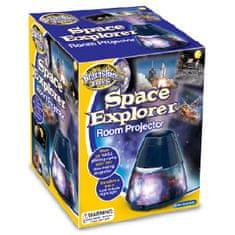 Brainstorm Toys Vesmírný projektor a noční světlo