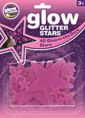 GlowStars Glow Glitter Stars