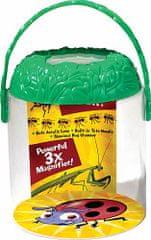 Insect Lore Velká nádoba na brouky s lupou - Big Bug Magnifier Jar
