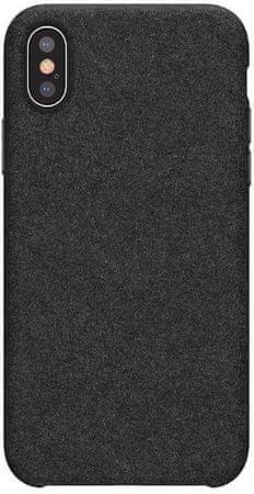 BASEUS Original Series zaščitni ovitek za iPhone XS Max, črn (WIAPIPH65-YP01) - Odprta embalaža