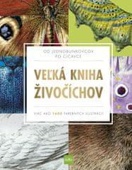 Kolektív: Veľká kniha živočíchov