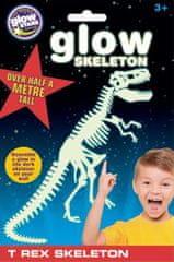 GlowStars Svítící kostra T-rexe