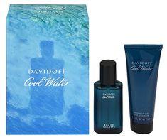 Davidoff Cool Water Man - EDT 40 ml + sprchový gel 75 ml