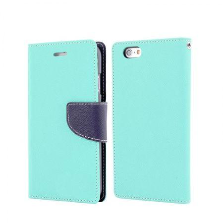 Havana Fancy Diary preklopna torbica za Samsung Galaxy A20e A202, mint modra